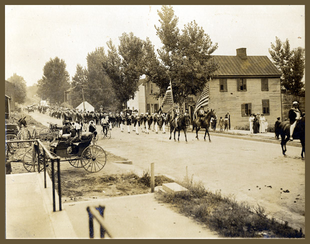 Fourth of July Parade, 1914