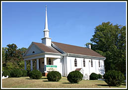 New Green Mountain Baptist Church, Esmont