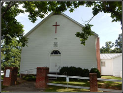 Mt Zion Methodist Church, Esmont, VA