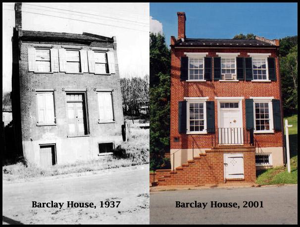 Barclay House