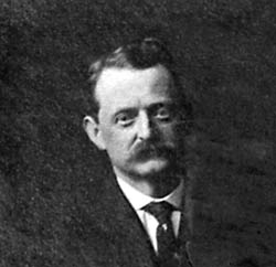Joseph Percival Blair, ca. 1900